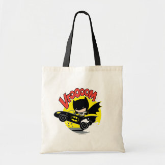 Sac Chibi Batman dans le Batmobile