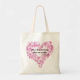 Sac Citation religieuse d'amour d'encouragement