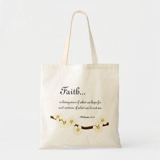 Sac Citation religieuse d'encouragement
