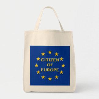 Sac Citoyen de l'Europe