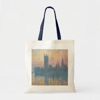 Sac Claude Monet | les Chambres du Parlement, coucher