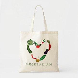 Sac Coeur végétarien