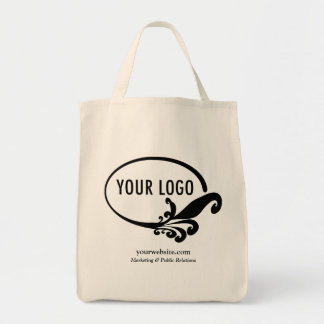 Sac Copie faite sur commande de logo d'Business Canvas