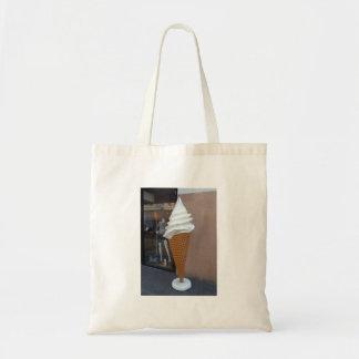 Sac Cornet de crème glacée néerlandais de photographie