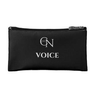 Sac cosmétique de voix de Café Novela petit