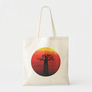 Sac Coucher du soleil de baobab