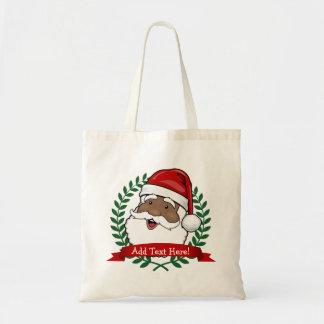 Sac Coutume ethnique gaie de Père Noël