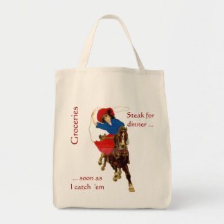 Sac Cow-girl Groceery Fourre-tout