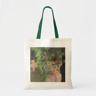 Sac Danseurs d'Edgar Degas | à l'arrière plan,