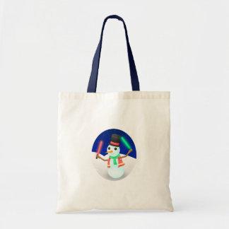 sac de bonhomme de neige