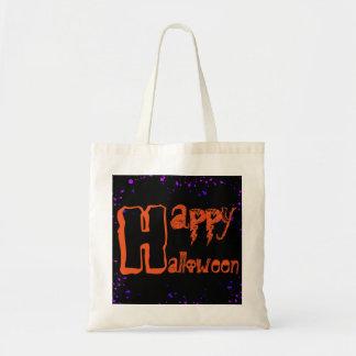 Sac de butin de Halloween - Halloween heureux -