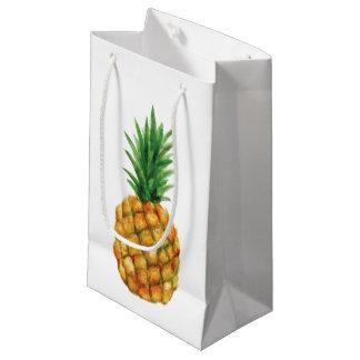 Sac de cadeau d'ananas