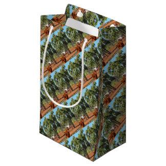 Sac de cadeau d'arbres de Waddi