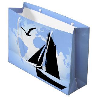 Sac de cadeau d'atterrisseur d'océan de navigation