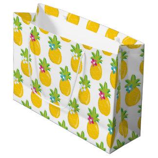 Sac de cadeau de fruit de partie d'ananas
