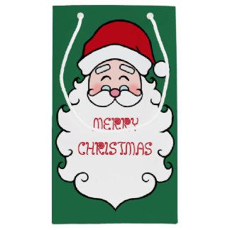 Sac de cadeau de Noël du père noël