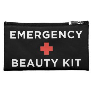 Sac de cosmétique de kit de beauté de secours