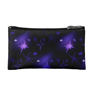 Sac de cosmétique de nuit étoilée