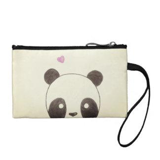 Sac de cosmétique de panda