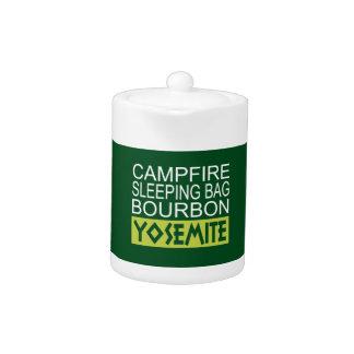 Sac de couchage de feu de camp Bourbon Yosemite