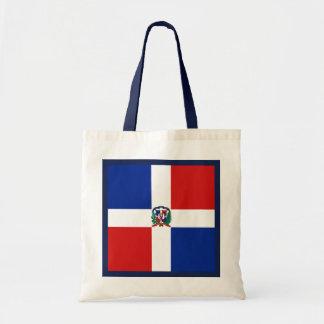 Sac de drapeau de la République Dominicaine