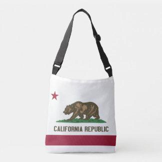 Sac de drapeau, la Californie