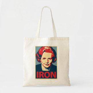 "Sac de ""fer"" de Margaret Thatcher"