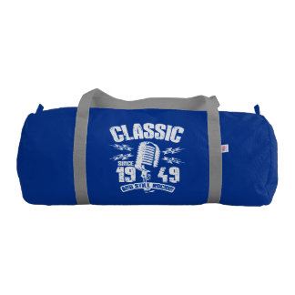 Sac De Gym Classique depuis 1949 et toujours Rockin