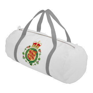 Sac De Gym Insigne royal du Pays de Galles