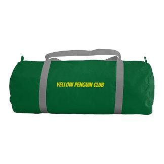 "Sac De Gym Le club jaune de pingouin ""supposent que nous"