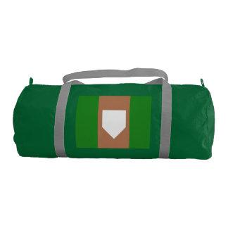 sac de gymnase de Duffle de marbre,