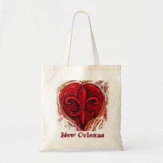 Sac de la Nouvelle-Orléans d'amour