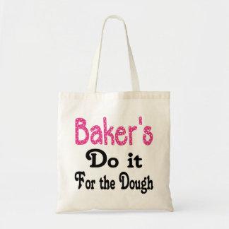 Sac de la pâte de Baker