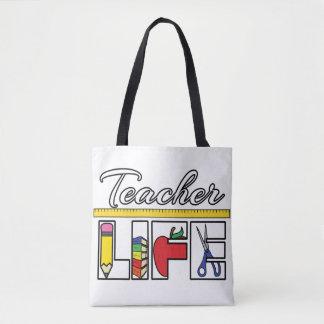 Sac de la vie de professeur