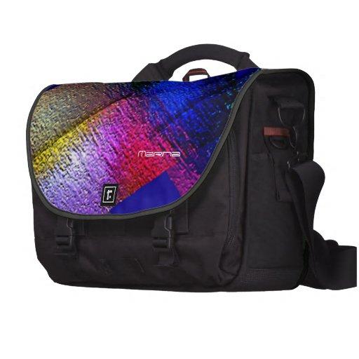 Sac de l'ordinateur portable de la marina sac ordinateurs portables
