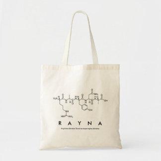 Sac de nom de peptide de Rayna