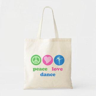 Sac de paix, d'amour et de danse