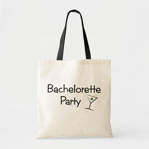 Sac de partie de Bachelorette