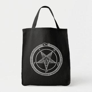 sac de pentagone étoilé de baphomet