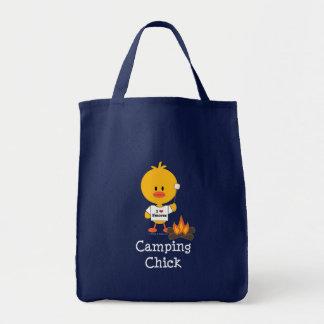 Sac de poussin de camping