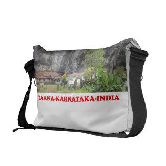 sac de touristes de photo d'endroit de Karnataka Sacoche