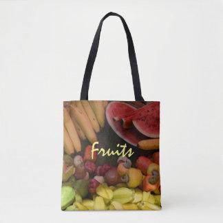 Sac délicieux de fruit tropical