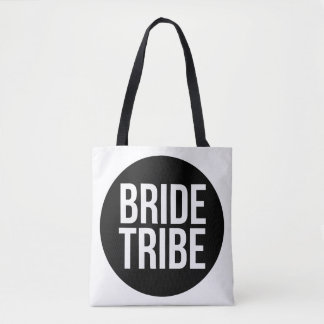 Sac d'emballages de poule de tribu de jeune mariée