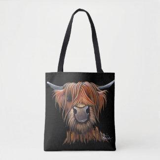 """Sac des montagnes écossais de """"BRUCE"""" de vache"""