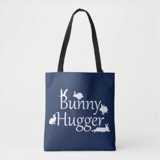 Sac d'impression de Hugger de lapin partout