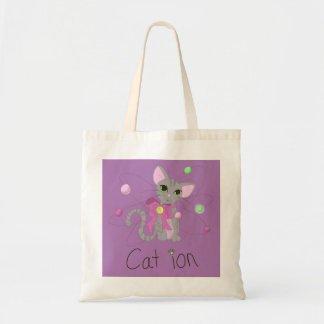 Sac d'ion de chat