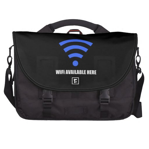Sac disponible d'ordinateur portable de Wifi ici Sacs Pour Ordinateur Portable