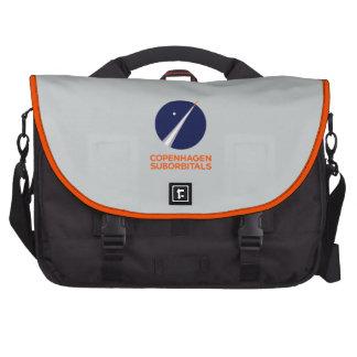 Sac d'ordinateur portable avec le logo de sacoche ordinateur portable