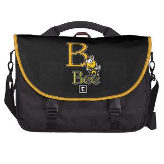 Sac d'ordinateur portable d'abeille sacs ordinateur portable