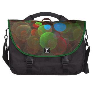 sac d'ordinateur portable de cercle sac ordinateurs portables